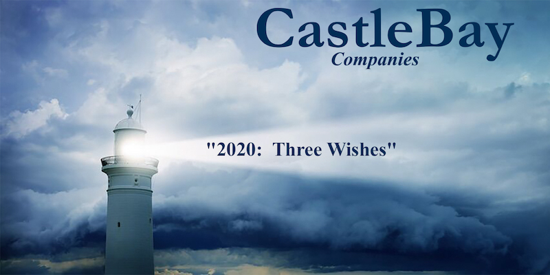 image of lighthouse and title of article 2020 - Three Wishes